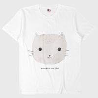 no neco , no life  Tシャツ