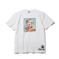 "DC ""BIRDS OF PREY"" HARLEY QUINN Collaboration TEE"