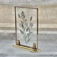 紙の花屋 asanochiaki「ラグラスと千日紅の花束」