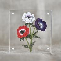 紙の花屋asanochiaki「アネモネ」