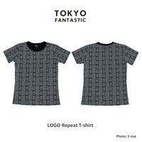 TOKYO FANTASTIC ブランドロゴモノグラム Tシャツ