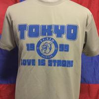 tokyo Love T グレイベース