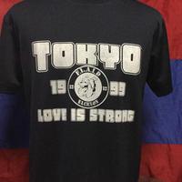tokyo Love T  ネイビーベース