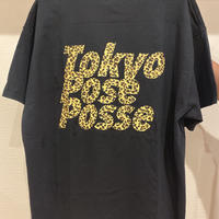 YELLOW LEOPARD TPP TEE