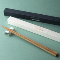 オリジナル箸 ロゴ入り化粧箱入り<1膳>