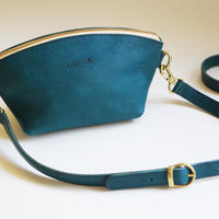 mini bag ブルー