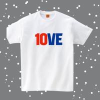 【宅配のみ】10VE Tシャツ(メッシ選手メモリアルグッズ)