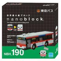 ナノブロック東急バス
