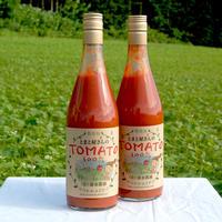 濃厚トマトジュース大(710ml) 2本