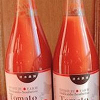 濃厚トマトジュース大(710ml) 2本 糖度10度以上