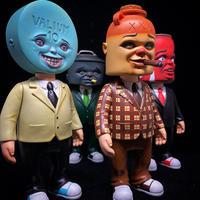 Head Men by Bob Dob (set of 4 figures)