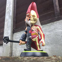 """The Metal Gnome"" Hellstrummer by J. Freeny"