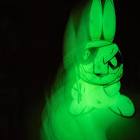 Ghost Pirate Bunny by Joe Ledbetter