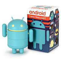 Android Mini Collectibles - Robot Revolution Series