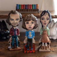 "Torrance family of ""The Shining"" art doll by Dalina"