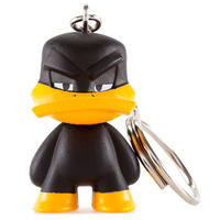 "Daffy Duck from Looney Tunes 1.5"" Keychain Series"