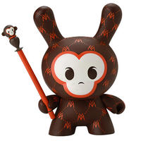 "Bling Bling Yoyamart 8"" Dunny by JD"