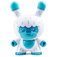 "Kono The Yeti 8"" Dunny by Squink"