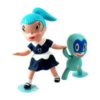 Wild Girls Set: Beverly Blue Edition by Gary Baseman