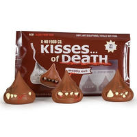 "2"" Kisses of Death 3 Pack Standard Edition by Andrew Bell"