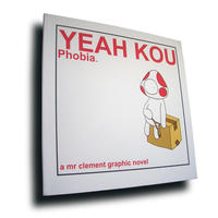 a mr clement graphic novel Yeah Kou Phobia