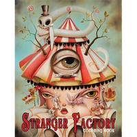 Stranger Factory Coloring Book