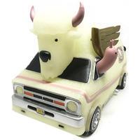 Bison Van GID Edition by Jeremy Fish