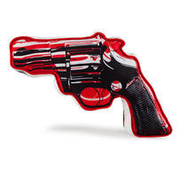 Andy Warhol Revolver Medium Plush