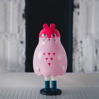 Boo Bear Pink by Andrea Kang