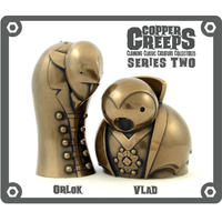 Copper Creeps Series 2 - Orlok and Vlad by Doktor A