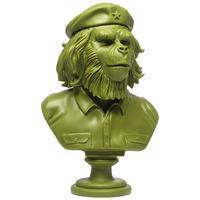 SSUR Rebel Ape Bust: Army Green