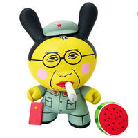 "Mrs. Mao 8"" Dunny by Frank Kozik"