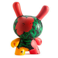 Flowers from Warhol Dunny Mini Series