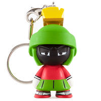 "Marvin the Martian from Looney Tunes 1.5"" Keychain Series"