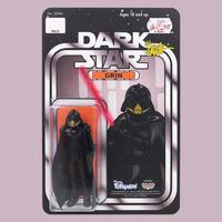 Dark Star Grin by Ron English