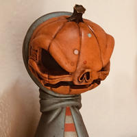 Pumpkin Greeter by Kathie Olivas & Brandt Peters