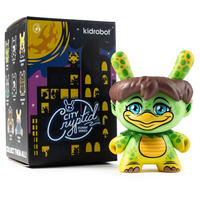 City Cryptid Multi-artist Dunny Art Figure Series