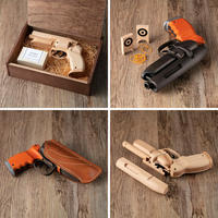 Tomenosuke Blaster Rubber Band Gun & Holster bundle set