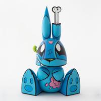 Zombie Bunny by Joe Ledbetter