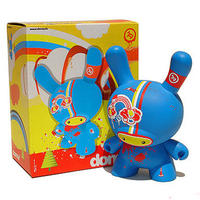 """Doma Blue 8"""" Dunny by Doma"""