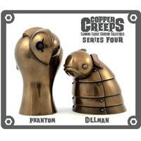 Copper Creeps Series 4 - Phantom and Gillman by Doktor A
