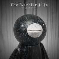 The Warbler Ji Ja in black by mr clement