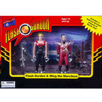 Flash Gordon & Ming the Merciless Box Set