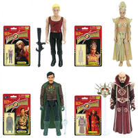 Flash Gordon 3.75-Inch Action Figures 4 pcs Set