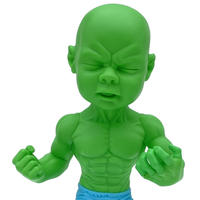 """Temper Tot """"Mad Lad Pose"""" by Ron English"""