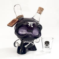 "The Last Drop 8"" Dunny by Sket-One & Huck Gee (2014)"