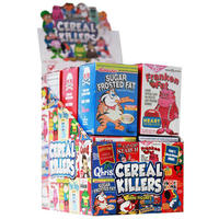 """Cereal Killers 3"""" Mini Figure Series by Ron English"""