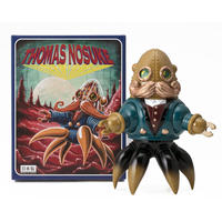 "Thomas Nosuke Morbius ""TEAL"" Edition by Doktor A"
