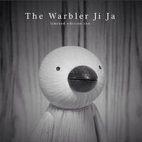 The Warbler Ji Ja in white by mr clement