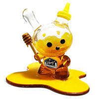 "Used Honey 8"" Dunny by Sket-One (2019)"